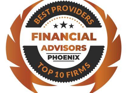 PHOENIX financial advisors badge 419x309 - Home